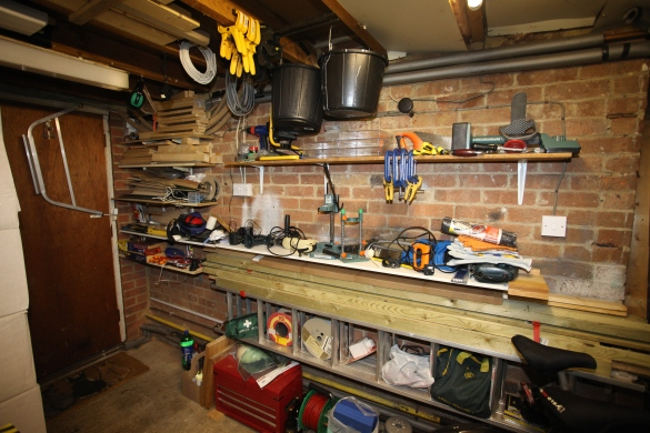 woodworking shop layout