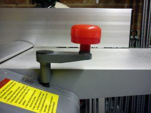 SIP 01552 thicknesser depth adjustment crank handle