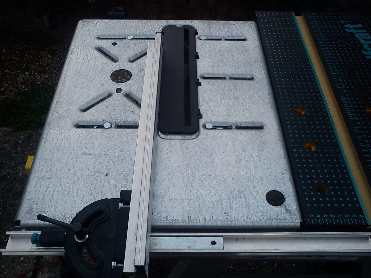wolfcraft mastercut 1000 folding power tool table aggravated wood butchery