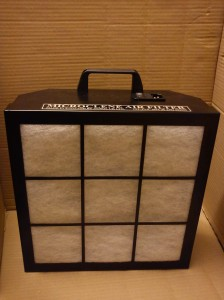 Microclene MC760 air filter