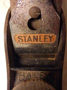 Stanley Bailey No. 4 lever cap