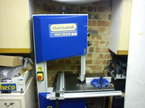 Charnwood W730 in alcove