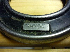 """J T Slocomb 1"""" - 2"""" micrometer"""