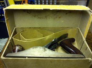 Stanley Bailey No. 4 in original box