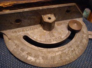Picador mitre gauge