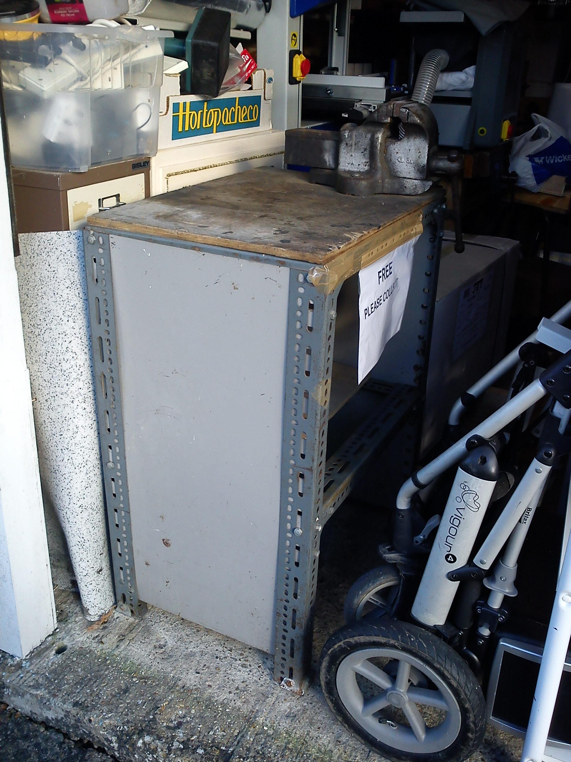 portable benchrest plans