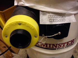 Numatic NVD750 small hose