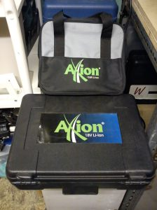 Axion bag and case