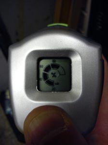 Battery indicator - 80%