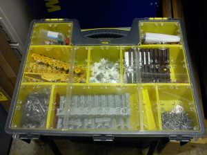 Stanley compartment organiser