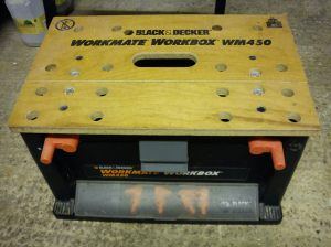 Black & Decker WM450