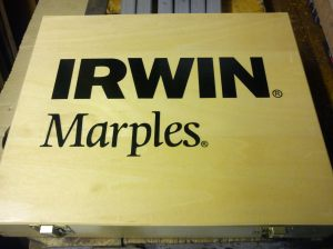 Irwin Marples chisels