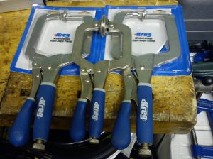 Kreg right angle clamps
