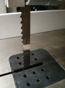 Charnwood W730 blade