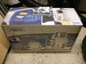 Draper 45368 router