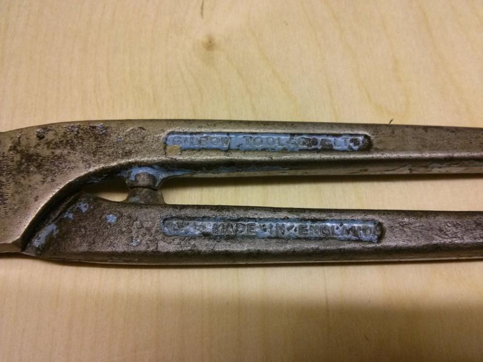 Gilbow tin snips