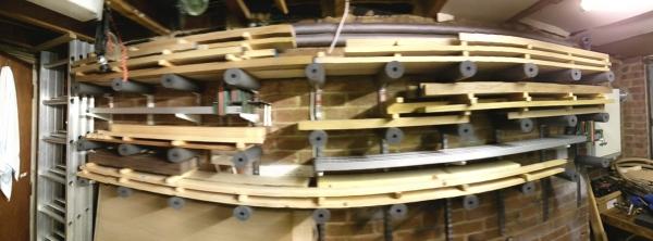 Wood storage after
