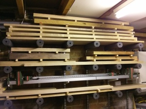 Wood storage - right