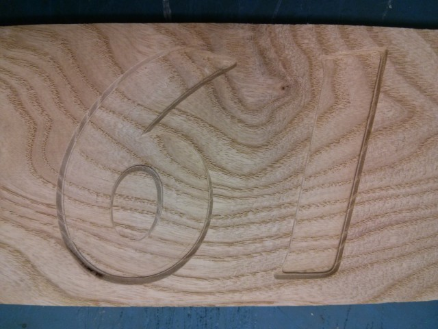 House number after routing